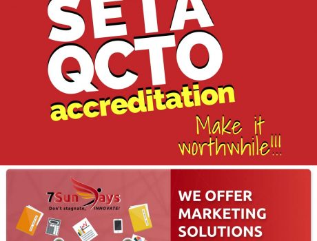QCTO accreditation and  Market Development Strategy