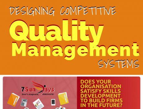 Quality Management Facilitates Growth
