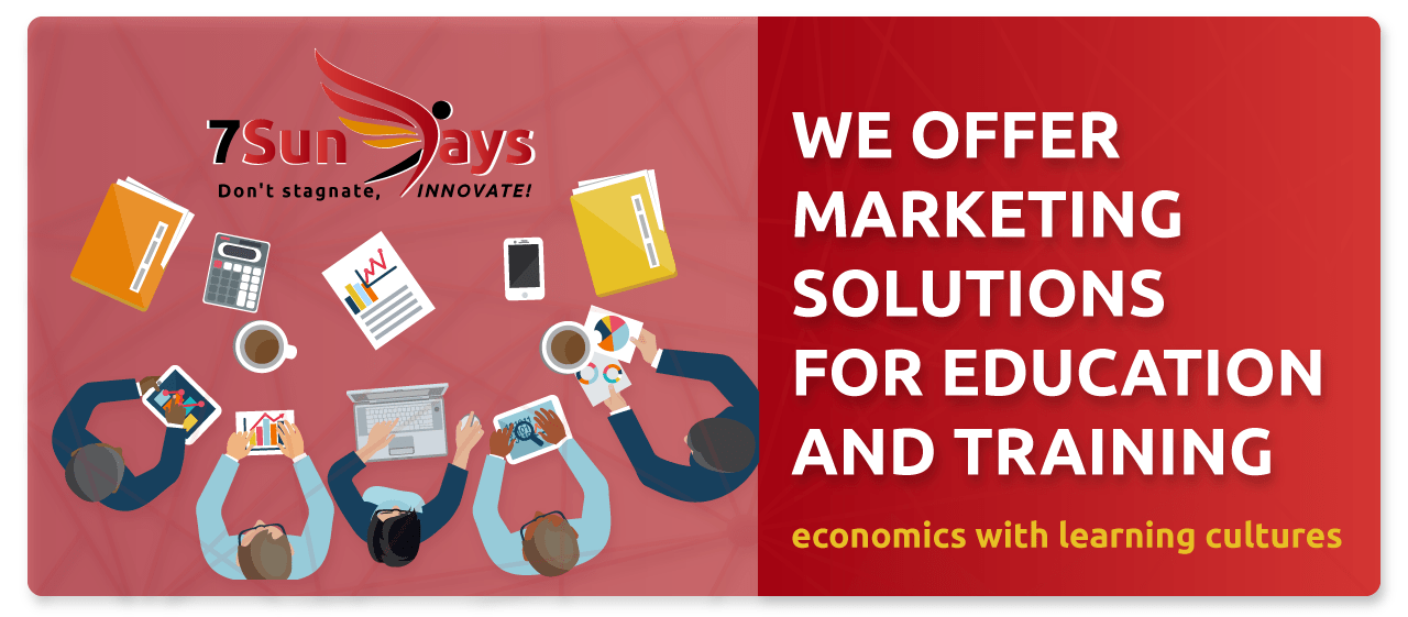 Marketing solutions for Education and Training