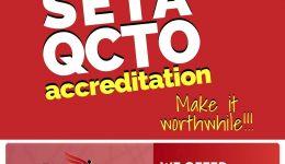 QCTO accreditation and  Market Development Strategy
