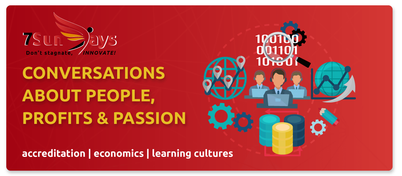 Conversations about people, profit and passion